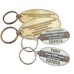 Promotional Custom Made Keyrings
