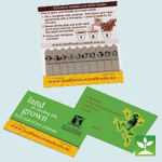Enviro Promotional Business Cards